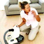 Аллергия к домашней пыли
