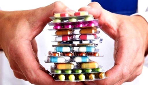антигистамииные препараты