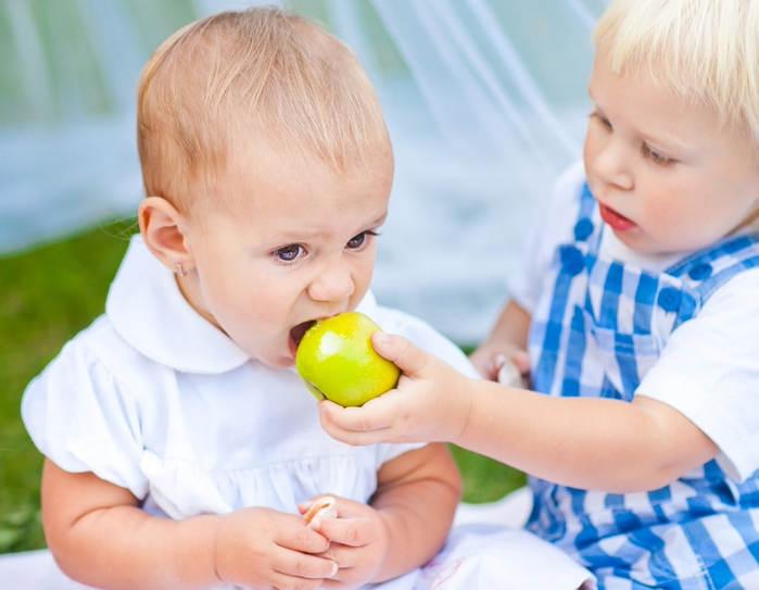 Бывает ли аллергия на яблоки