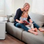 Очиститель воздуха для аллергиков — выбор, полезные доп. функции
