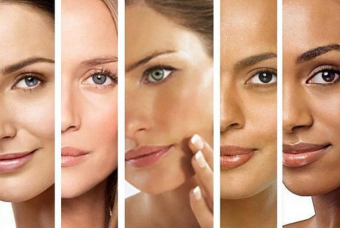 как узнать тип кожи лица в домашних условиях
