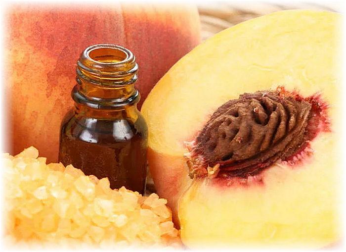 полезные свойства персикового масла