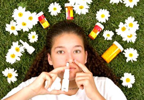 лекарства от сезонной аллергии
