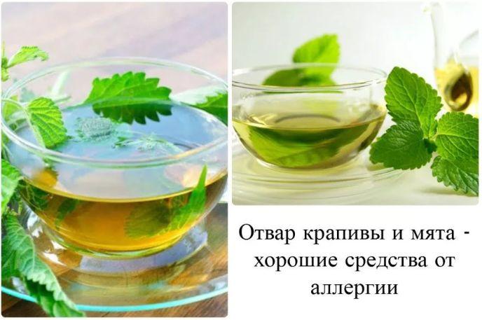 лечение пищевой аллергии народными средствами