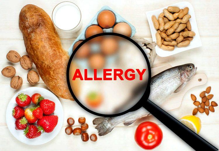 продукты, вызывающие пищевую аллергию