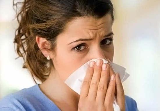 как отличить аллергию и ОРВИ