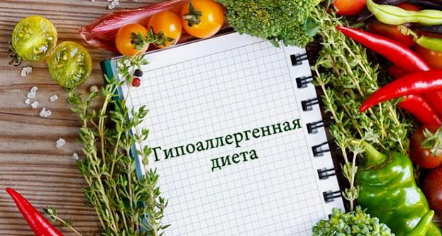 основы гипоаллергенной диеты