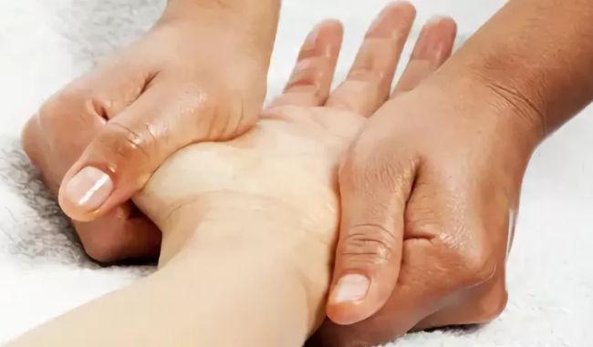 массаж кистей рук как делать
