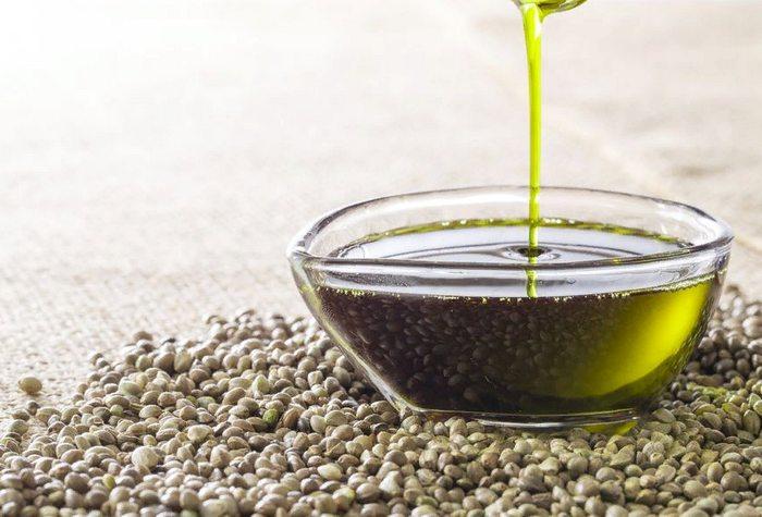 польза и вред конопляного масла