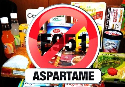 аспартам - в каких продуктах содержится